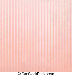Pink paper with vertical stripes on the surface. Texture or ...