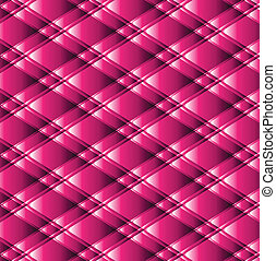 Pink pattern grid background