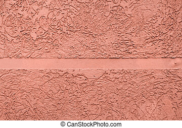 pink plaster with a strip - pink textured plaster with a...