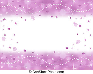pink princess sparkle background