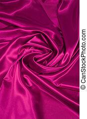 Pink Satin/Silk Fabric 2