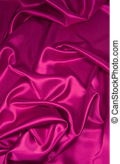 Pink Satin/Silk Fabric 4