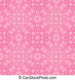 pink seamless pattern vector for fabric