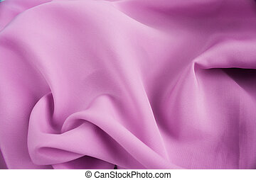 Pink silk satin for background
