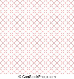Pink simple seamless pattern