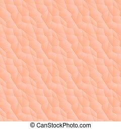 Pink skin, epithelium texture seamless pattern