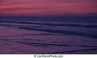 Pink Sky Surf Loop