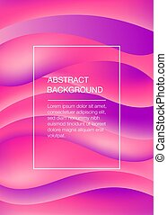 Pink soft abstract background with copyspace