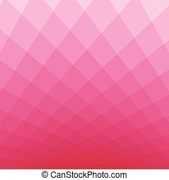 pink square tone background