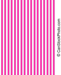 Background image is filled with lines of pink and white.