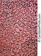 Pink textured wall background