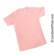 Pink Tshirt Template - pink tshirt template ready for futher...