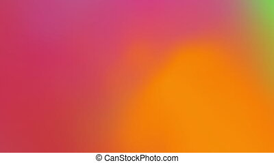 Pink, Ultraviolet, Blue, Purple Colors Smooth Transitions. Beautiful Colorful Neon Gradient Seamless. Looped 3d Animation Abstract Motion Design Background. 4k Ultra HD 3840x2160.
