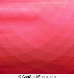 Pink Vector Abstract Geometric Background