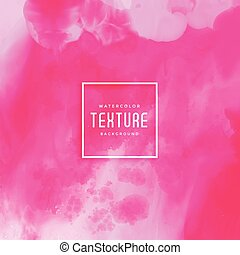 pink watercolor abstract texture background