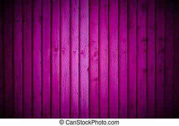 Pink wood wall