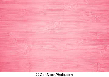 Pink wooden wall background.