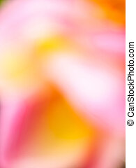 Pink, yellow, abstract background