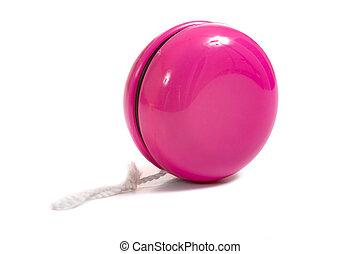 Pink Yo-Yo
