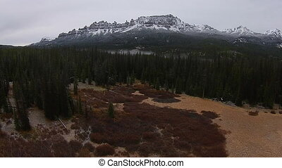 Pinnacle Buttes Togwotee Aerial Wyoming Landscape - Pinnacle...