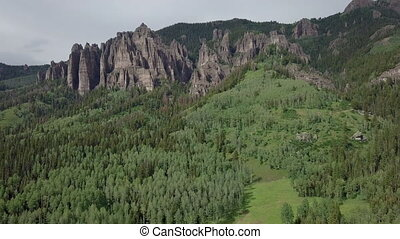 Pinnacle ridge San Juan Mountains - Pinnacle ridge San Juan...
