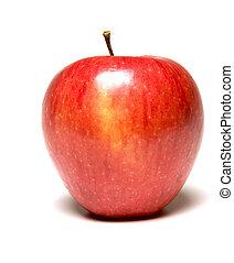 pinova, llamado, o, también, fruta, corail, sonata, fresco,...