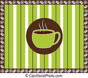Pinstripe Coffee