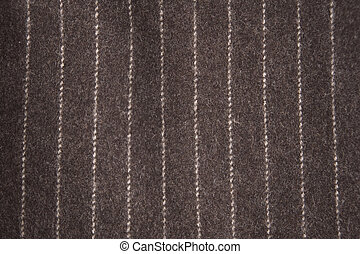pinstriped business textil background - close-up of...