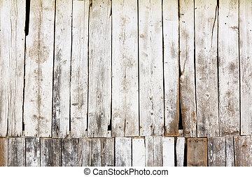 pintado, antigas, textura madeira