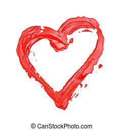 pintado, resumen corazón