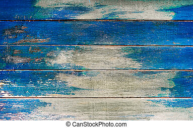 pintado, vindima, madeira, tábua, fundo, metade