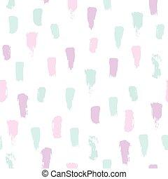 pintar escova, strokes., pastel, colours.