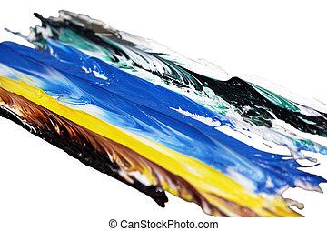 pintura óleo