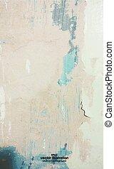 pintura, abstratos, madeira, estrutura