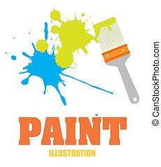 pintura, desenho