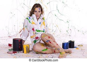 pintura, womap