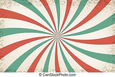 pinwheel, cirque, fond
