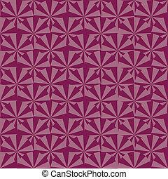 pinwheel, seamless, borgogna