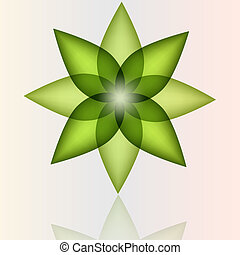 pinwheel, zielony