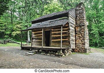 pioniere, cabina