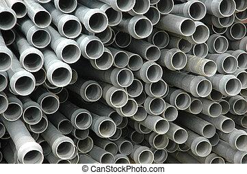 pipa, motívum, struktúra, műanyag