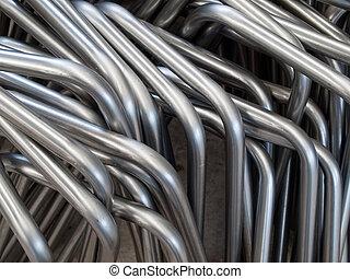 Pipe bending forming
