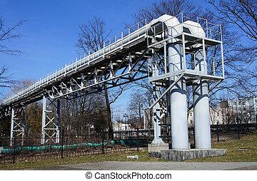 pipe-bridge