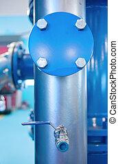 Pipe fittings, valves