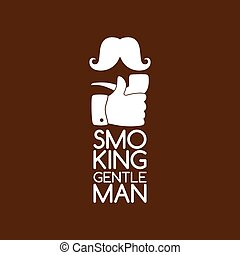 pipe smoker like thumb up