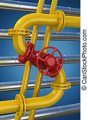 pipeline, essence