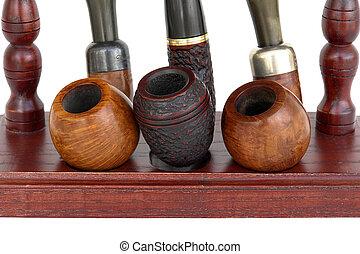 pipes - close up - brian pipes