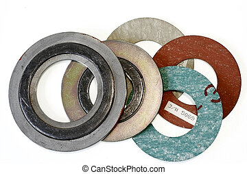 Piping Gasket use in the oil and gas industry