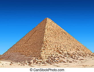 pirámide, giza