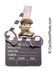 Piracy in the film industry costing money